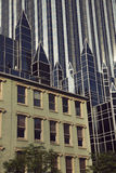 νέο παλαιό Πίτσμπουργκ στοκ φωτογραφίες