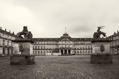 νέο παλάτι Στουτγάρδη Στοκ Εικόνες