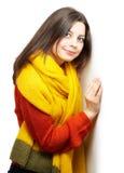 Νέο πορτρέτο γυναικών Στοκ Εικόνα