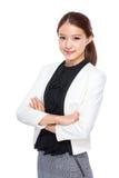 Νέο πορτρέτο επιχειρηματιών Στοκ Φωτογραφίες