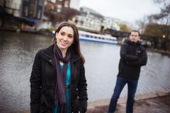 Πορτρέτο ζεύγους Στοκ Εικόνες