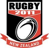 νέο ράγκμπι Ζηλανδία του 2011 απεικόνιση αποθεμάτων