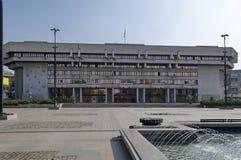 Νέο σύγχρονο κτήριο διοίκησης Στοκ Εικόνες