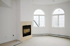 νέο δωμάτιο κατασκευής Στοκ φωτογραφίες με δικαίωμα ελεύθερης χρήσης