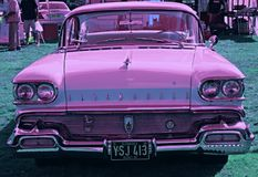 Νέο Cadillac Στοκ εικόνα με δικαίωμα ελεύθερης χρήσης