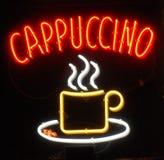 Νέο Cappuccino Στοκ φωτογραφίες με δικαίωμα ελεύθερης χρήσης