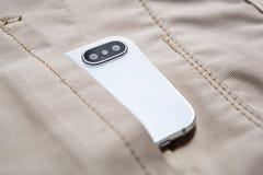 Νέο Iphone Χ έξυπνο τηλέφωνο Η νεώτερη Apple Iphone 10 Στοκ εικόνα με δικαίωμα ελεύθερης χρήσης