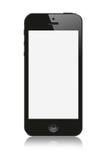 Νέο IPhone 5 από το μήλο ελεύθερη απεικόνιση δικαιώματος
