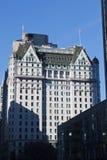 νέο plaza Υόρκη ξενοδοχείων πό&lambda Στοκ εικόνα με δικαίωμα ελεύθερης χρήσης
