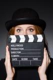 Νέο redhead κορίτσι Στοκ φωτογραφία με δικαίωμα ελεύθερης χρήσης