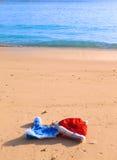νέο s έτος άμμου καλυμμάτων Στοκ Εικόνες