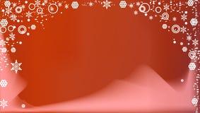 νέο s έτος ανασκόπησης Στοκ Εικόνες