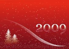 νέο s έτος καρτών ελεύθερη απεικόνιση δικαιώματος