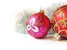 νέο s έτος παιχνιδιών Χριστουγέννων Στοκ φωτογραφία με δικαίωμα ελεύθερης χρήσης