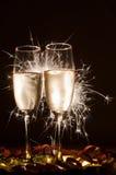 νέο s έτος παραμονής Στοκ εικόνα με δικαίωμα ελεύθερης χρήσης