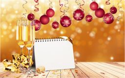 νέο s έτος παραμονής Στοκ Φωτογραφίες