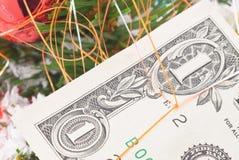 νέο s έτος τραπεζογραμματίων στοκ εικόνα