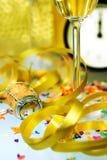 νέο s εορτασμού έτος παραμ&omic Στοκ Εικόνες