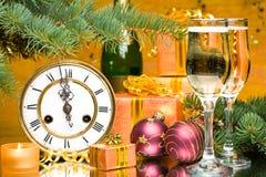 νέο s Χριστουγέννων έτος διακοσμήσεων στοκ φωτογραφίες με δικαίωμα ελεύθερης χρήσης