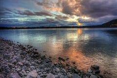 νέο tekapo Ζηλανδία λιμνών Στοκ εικόνες με δικαίωμα ελεύθερης χρήσης