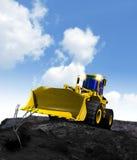 νέο truck κατασκευής Στοκ Φωτογραφίες