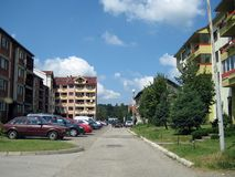Νέο Ugljevik στοκ φωτογραφία με δικαίωμα ελεύθερης χρήσης