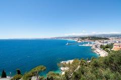 Νίκαια Γαλλία Στοκ Φωτογραφία