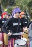 Νίκαια καρναβάλι Στοκ Εικόνες