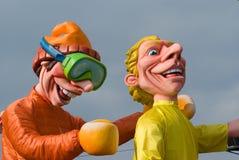 Νίκαια καρναβάλι Στοκ Φωτογραφίες