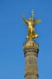 νίκη αγαλμάτων του Βερολ Στοκ εικόνα με δικαίωμα ελεύθερης χρήσης
