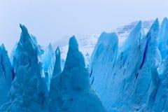 Ναοί πάγου Στοκ εικόνα με δικαίωμα ελεύθερης χρήσης