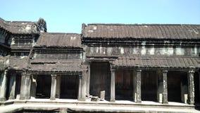 Ναοί της Καμπότζης Στοκ Εικόνα