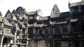 Ναοί της Καμπότζης Στοκ φωτογραφίες με δικαίωμα ελεύθερης χρήσης