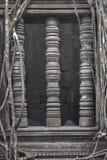 Ναοί Angkor, Καμπότζη, Ασία Στοκ Φωτογραφία