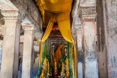 Ναοί Angkor wat στην Καμπότζη Στοκ Εικόνα