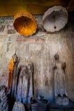 Ναοί Angkor wat στην Καμπότζη Στοκ Φωτογραφίες