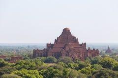 Ναοί Bagan, το Μιανμάρ Στοκ φωτογραφία με δικαίωμα ελεύθερης χρήσης