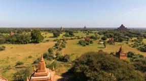 Ναοί Bagan, το Μιανμάρ Στοκ φωτογραφίες με δικαίωμα ελεύθερης χρήσης
