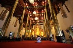 Ναοί Mai Chiang Ταϊλάνδη Στοκ φωτογραφίες με δικαίωμα ελεύθερης χρήσης