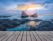 ναυάγια Στοκ φωτογραφία με δικαίωμα ελεύθερης χρήσης
