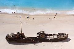 ναυάγιο στοκ εικόνα με δικαίωμα ελεύθερης χρήσης