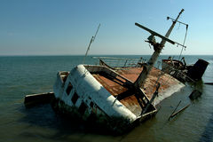 ναυάγιο Στοκ φωτογραφίες με δικαίωμα ελεύθερης χρήσης