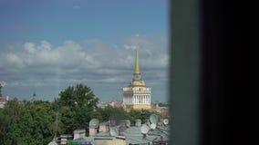 Ναυαρχείο στην Άγιος-Πετρούπολη φιλμ μικρού μήκους