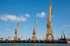 ναυπηγεία γ diz Στοκ Φωτογραφίες