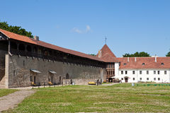 Ναυπηγείο του φρουρίου Narva Εσθονία στοκ φωτογραφία