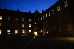 Ναυπηγείο του Castle Στοκ Εικόνες