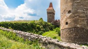 Ναυπηγείο του Castle Corvins στοκ φωτογραφίες με δικαίωμα ελεύθερης χρήσης