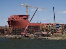 ναυπηγείο Στοκ Εικόνες