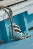 ναυσιπλοΐα βαρκών Στοκ Φωτογραφία