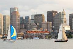 ναυσιπλοΐα της Βοστώνης στοκ εικόνα με δικαίωμα ελεύθερης χρήσης